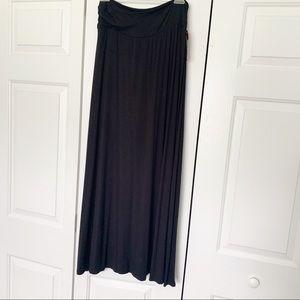 Merona full size skirt Black Size Medium